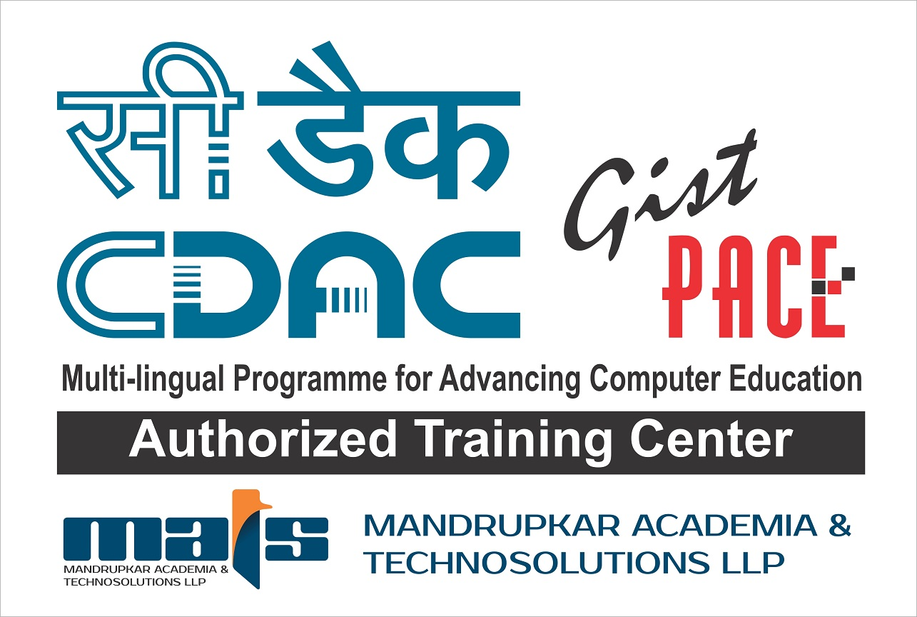 C-DAC Gist Pace Authorized Training Center